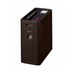 コクヨS&T KPS-X120S デスクサイドシュレッダー<S-tray> ビターブラウン