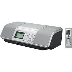 ケンウッド CLX-30-S CD/SD/USBパーソナルオーディオシステム(シルバー)