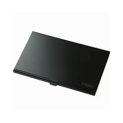 ロアス MCC-801BK SDメモリーカードケース ブラック