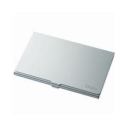 ロアス MCC-801SL SDメモリーカードケース シルバー