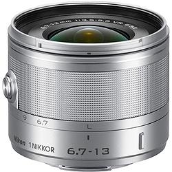 ioPLAZA【アイ・オー・データ直販サイト】ニコン 1NVR6.7-13SL 1 NIKKOR VR 6.7-13mm f/3.5-5.6 シルバー