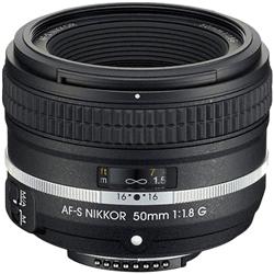 ioPLAZA【アイ・オー・データ直販サイト】ニコン AFS50 1.8GSE AF-S NIKKOR 50mm f/1.8G(Special Edition)