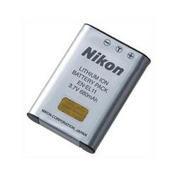 ニコン ENEL11 Nikon リチャージャブルLi-ionバッテリーEN-EL11(クールピクスS550用) ENEL11