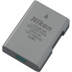 ニコン EN-EL14a Li-ionリチャージャブルバッテリー EN-EL14a