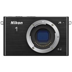 ニコン N1J4BK Nikon1 J4 ボディ ブラック