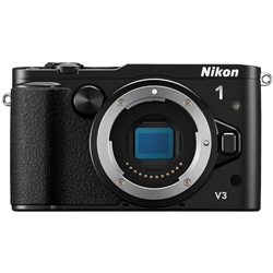 ニコン N1V3BK Nikon 1 V3 ボディ ブラック