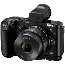 ニコン N1V3PKBK Nikon 1 V3 プレミアムキット ブラック