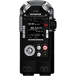 オリンパス LS-100 リニアPCMレコーダー