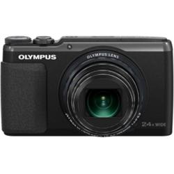 オリンパス SH-60 BLK デジタルカメラ STYLUS SH-60 ブラック 1600万画素 光学24倍ズーム