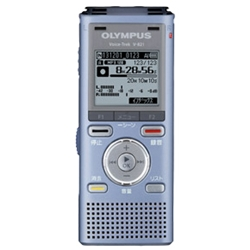 オリンパス V-821 LBL ICレコーダー Voice-Trek V-821ライトブルー