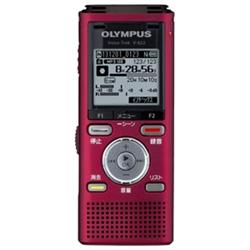 オリンパス V-822 RED ICレコーダー Voice-Trek V-822レッド
