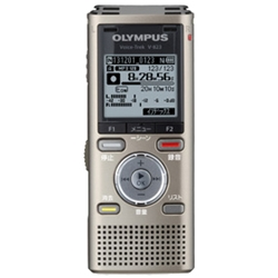 オリンパス V-823 GLD ICレコーダー Voice-Trek V-823ゴールド