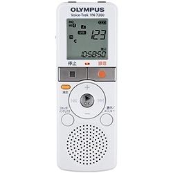 オリンパス Voice-Trek VN-7200 ポータブルICレコーダー