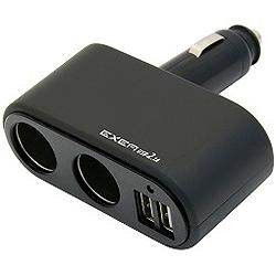 オウルテック EM-108 USB & バーチカルソケット3