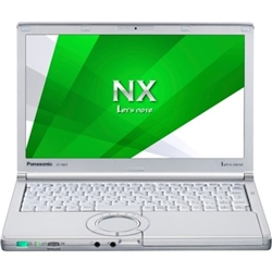 パナソニック CF-NX3GDGCS Let`s note NX3 法人 (Corei5-4300U/HDD320GB/Win7P32DG/HD+/電池S)