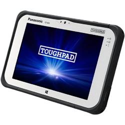 パナソニック FZ-M1CCAAJCJ TOUGHPAD M1(Core i5-4302Y vPro)Xi(LTE)対応ワイヤレスWAN/GPS Win7DGモデル