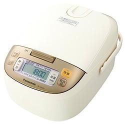 パナソニック SR-HD101-C IHジャー炊飯器1.0L(ベージュ)SRHD101C
