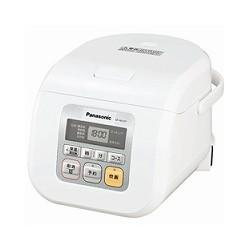 パナソニック SR-ML051-W 電子ジャー炊飯器0.54リットル(ホワイト)SRML051W
