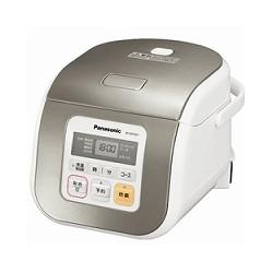 パナソニック SR-MY051-S 電子ジャー炊飯器0.54リットル(シルバー)SRMY051S