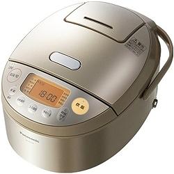パナソニック SR-PB101-N 圧力IHジャー炊飯器1.0L(ノーブルシャンパン)