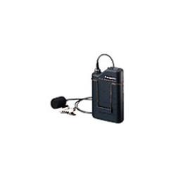 パナソニック WX-4300B 800MHz帯PLLタイピン形ワイヤレスマイクロホン