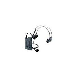 パナソニック WX-4360B 800MHz帯ワイヤレスヘッドホン形マイクロホン