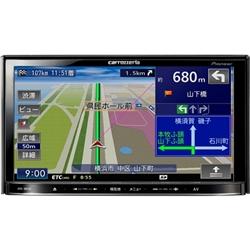 パイオニア AVIC-MRZ02 7V型ワイドVGAワンセグTV/CD/SD/チューナー・AV一体型メモリーナビ