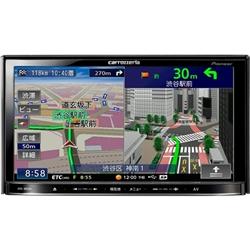 パイオニア AVIC-MRZ04 7V型ワイドVGAワンセグTV/CD/SD/チューナー・AV一体型メモリーナビ