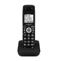パイオニア TF-EK30-K デジタルコードレス電話用増設子機 ブラック TF-EK30-K