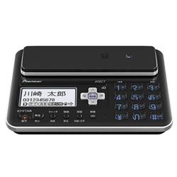 パイオニア TF-FA70S-K デジタルフルコードレス留守番電話 ブラック