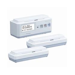 パイオニア TF-FN2030-W デジタルコードレス留守電 フル103タイプ ホワイト TF FN2030 W
