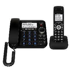 パイオニア TF-SA30S-K デジタルコードレス留守電 セミ102タイプ ブラック TF-SA30S-K