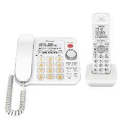 パイオニア TF-SA30S-W デジタルコードレス留守電 セミ102タイプ ホワイト TF-SA30S-W
