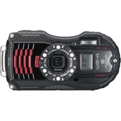 ペンタックスリコーイメージング WG-4GPSBK WG-4 GPS ブラックキット