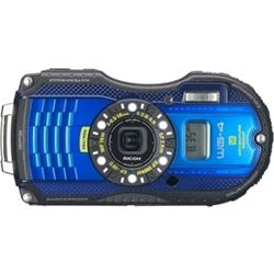 ペンタックスリコーイメージング WG-4GPSBL WG-4 GPS ブルーキット