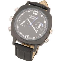 サンコ HDAVOVRW 1280x720P対応 AVOUT機能付きビデオ腕時計