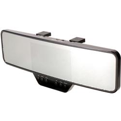 サンコ R430AVZK リアカメラ別体式前後録画可能!ルームミラー型ドライブレコーダーEX