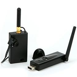 サンコ VSWCWUR1 超小型無線式PCカメラ