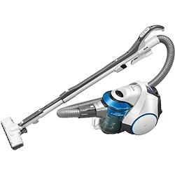 シャープ EC-NX310-A プラズマクラスター技術&遠心分離サイクロン掃除機 HEPAフィルター搭載 ブルー系