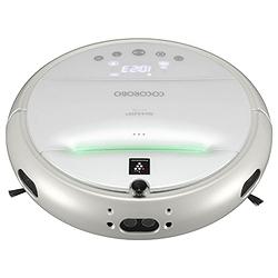 シャープ RX-V100-W 人工知能・音声認識・センサー・プラズマクラスター搭載ロボット掃除機カメラ機能付き