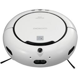 シャープ RX-V60-W 人工知能・センサー・プラズマクラスター搭載コンパクトロボット掃除機 ホワイト系