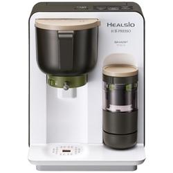 ioPLAZA【アイ・オー・データ直販サイト】シャープ TE-GS10A-W お茶メーカーお茶プレッソ ホワイト系