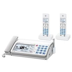 シャープ UX-900CW DECT1.9GHz対応デジタルコードレスファクシミリ(子機2台タイプ)