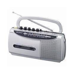 ソニー CFM-E5/S ラジオカセットコーダー E5 シルバー