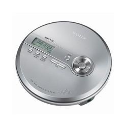 ソニー D-NE241/S CDウォークマン N241 シルバー