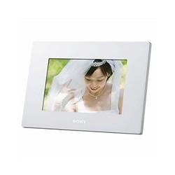 ソニー DPF-D720/W デジタルフォトフレーム D720 ホワイト