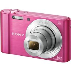 ソニー DSC-W810/P デジタルスチルカメラ Cyber-shot W810 (2010万画素CCD/光学x6) ピンク