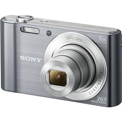 ソニー DSC-W810/S デジタルスチルカメラ Cyber-shot W810 (2010万画素CCD/光学x6) シルバー