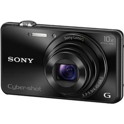 ソニー DSC-WX220/B デジタルスチルカメラ Cyber-shot WX220 (1820万画素CMOS/光学x10) ブラック