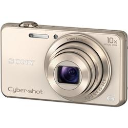 ソニー DSC-WX220/N デジタルスチルカメラ Cyber-shot WX220 (1820万画素CMOS/光学x10) ゴールド
